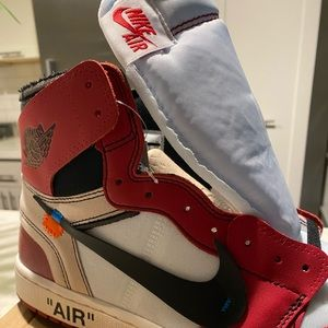 Air Jordan 1 (X) Off-White
